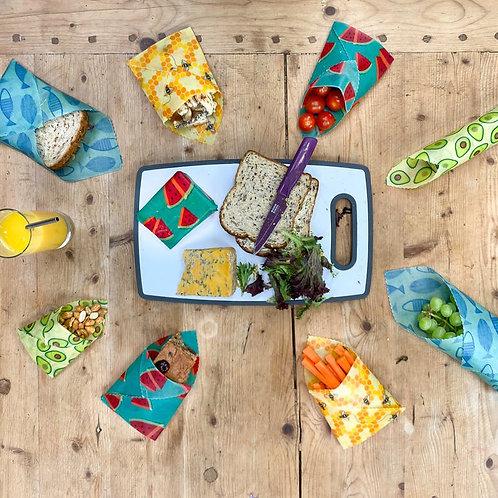 Emballages Alimentaire réutilisables - EcoLifestyle