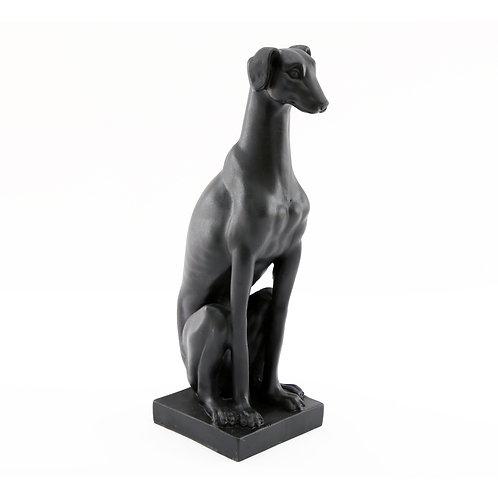 Statuette Levrier