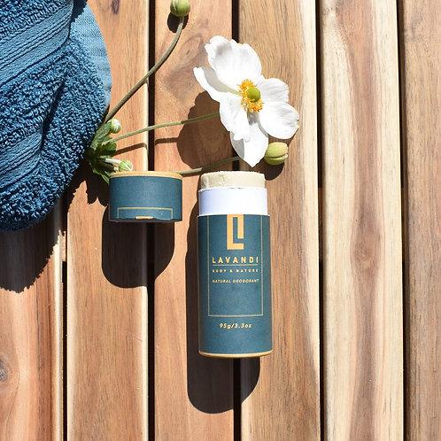 Natural Deodorant - Lavandi Body & Nature