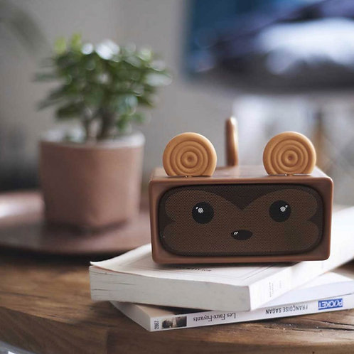 Enceinte Bluetooth - Adorable Monkey