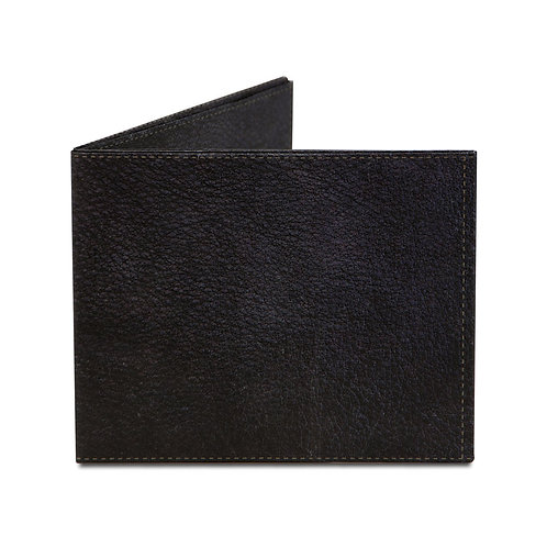 Mighty Wallet - Black Leather