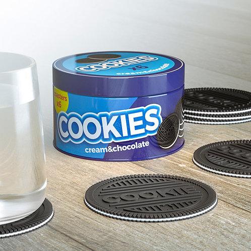 Coasters Cookies