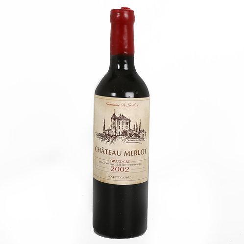 """Bougie """"Bouteille de Vin"""""""