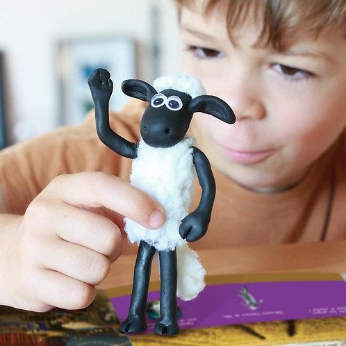Kit créatif DIY - Shaun Le Mouton