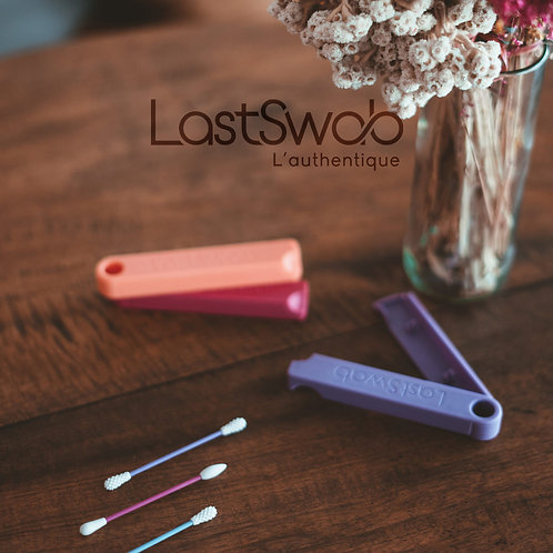 Coton-Tige réutilisable - LastSwab