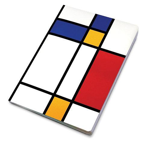 Bloc-notes Mondrian