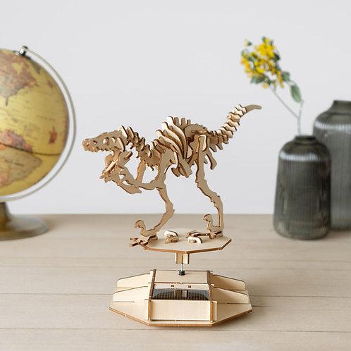 Puzzle 3D Dinosaure Solaire