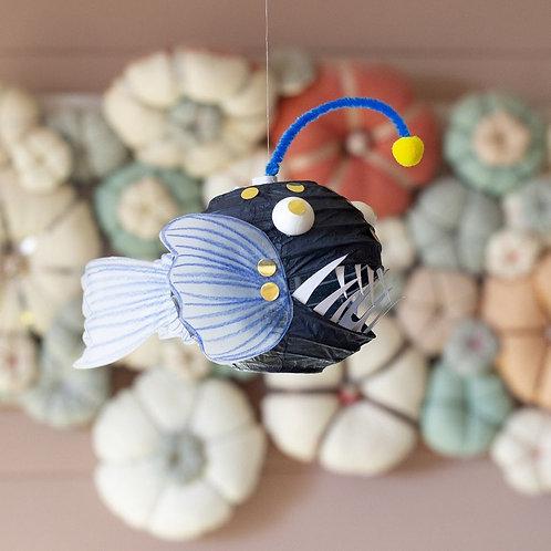 Kit créatif DIY - Au Fond des Océans