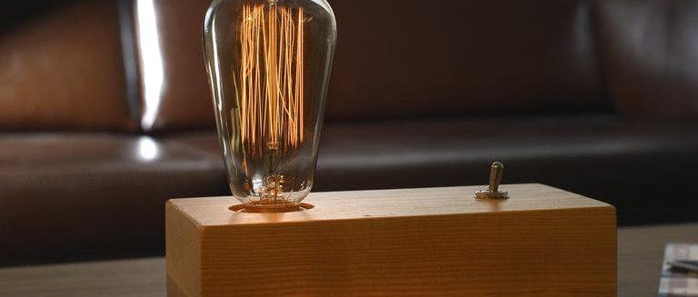 Lampe DUFFY à poser - Jurassic-Light