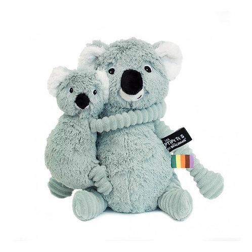 Peluche Le Koala Menthe - Les Déglingos