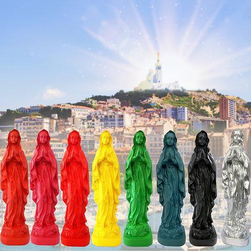 Statuette Marie - J'ai vu la Vierge
