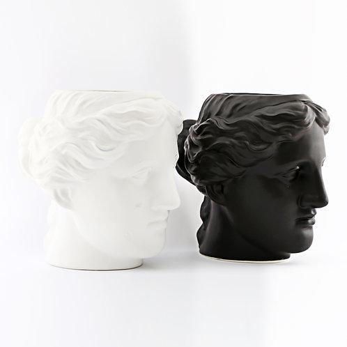 """Cache Pot Sculpture """"Venus Grecque"""""""