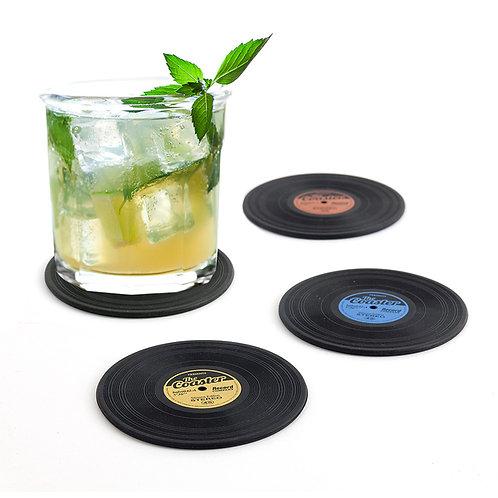 """Coasters """"Vinyls"""""""
