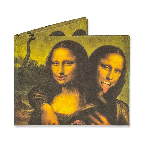 Mighty Wallet - Mona Lisa Twins