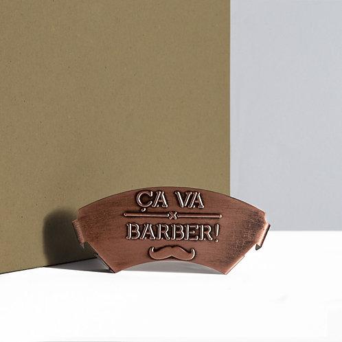 ÇA VA BARBER - Mousclier - Protège Moustache