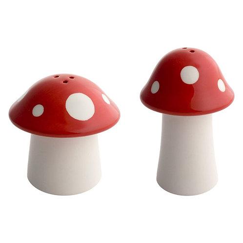 "Set Sel & Poivre ""Mushrooms"""