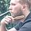 Thumbnail: ÇA VA BARBER - Brosse pour barbe - bois d'olivier