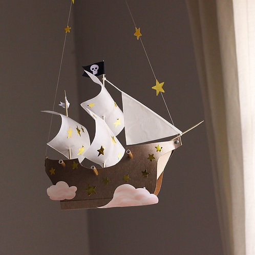 Kit créatif DIY - Peter Pan