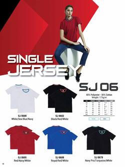SJ06 COTTON T-SHIRT