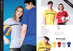 CRP3000 DRI FIT POLO T-SHIRT