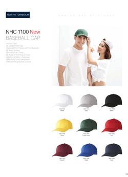 NHC1100 BASEBALL CAP