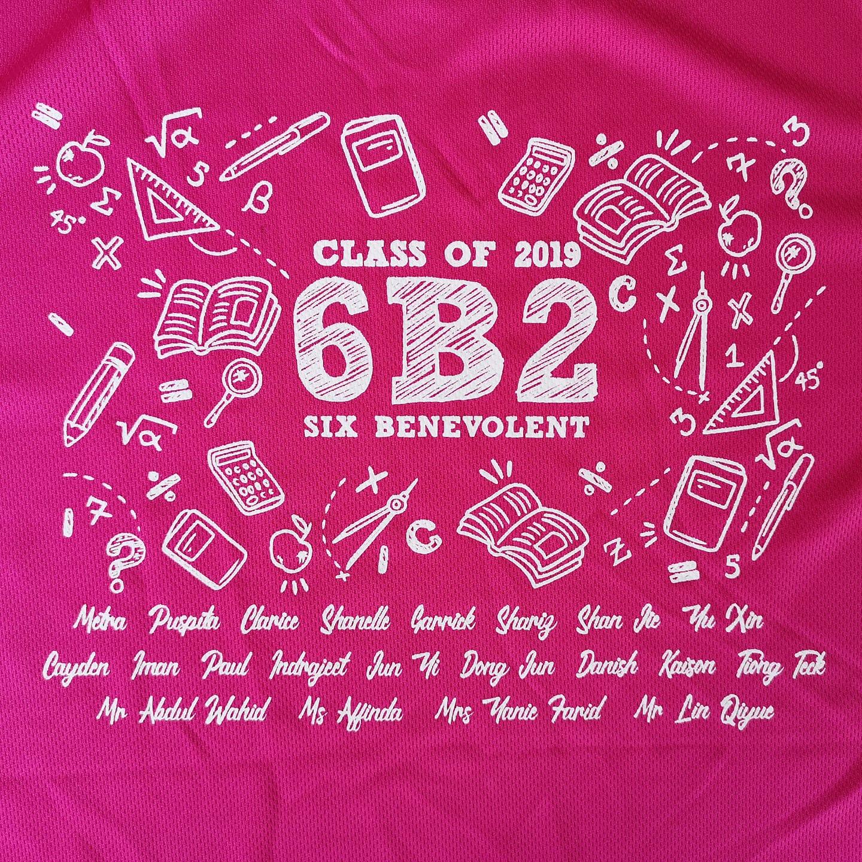 CLASS OF 6B2