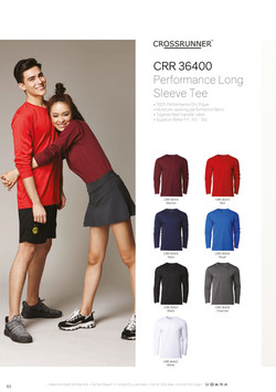 CRR36400 DRI FIT T SHIRT