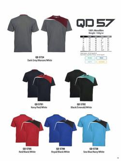 QD57 DRI FIT T-SHIRT