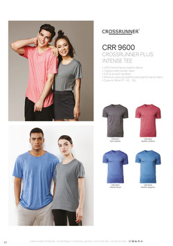 CRR9600 DRI FIT T SHIRT