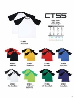 CT55 COTTON T-SHIRT