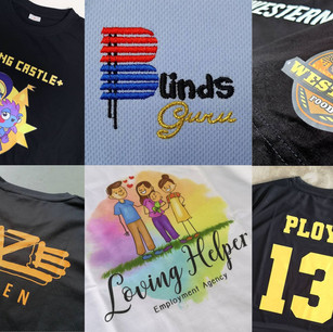 6 Different Types Of T-shirt Printing Methods