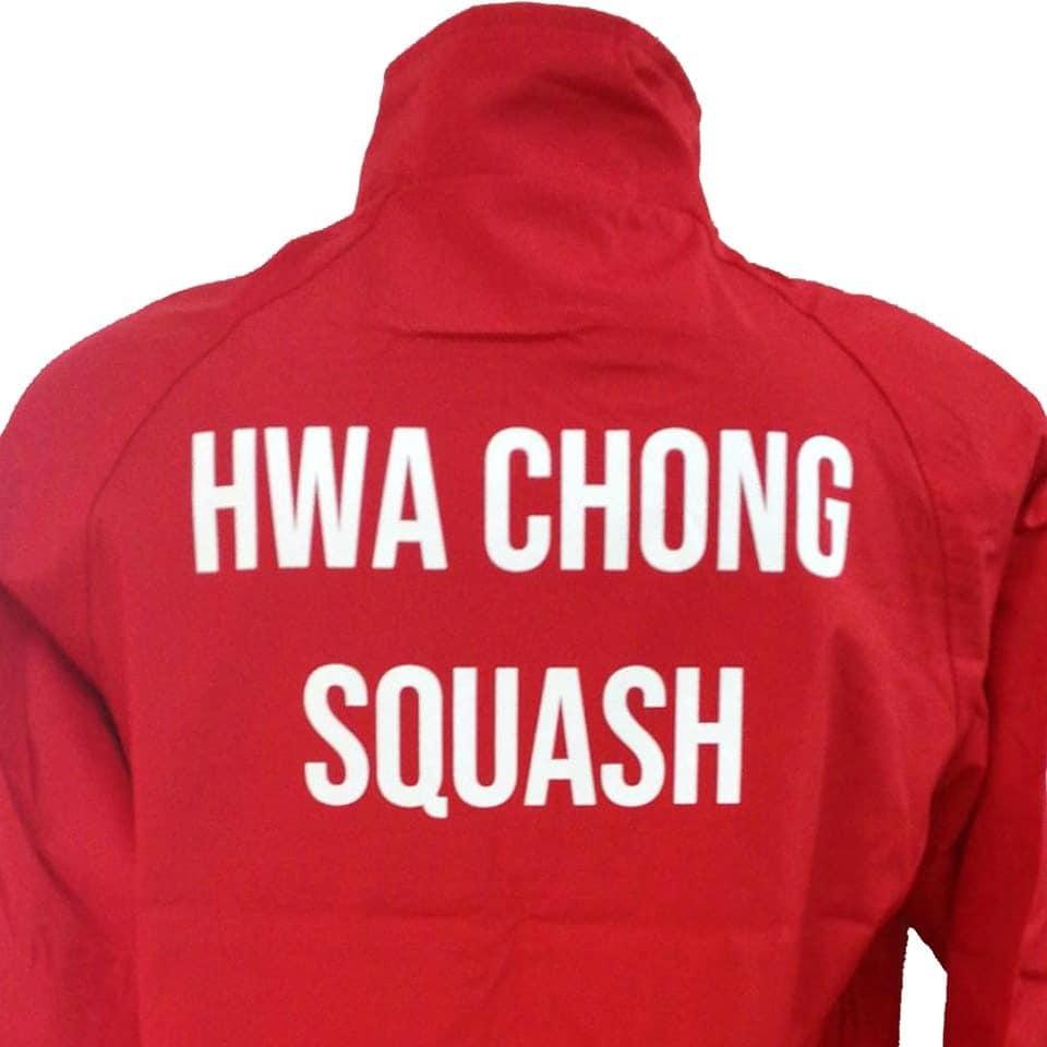 HWA CHONG CCA WINDBREAKER