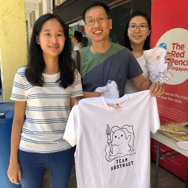 t shirt printed by Provision Print