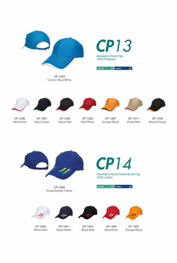 CAP CP13 CP14
