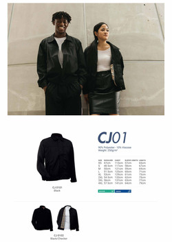 CJ01 EXECUTIVE JACKET