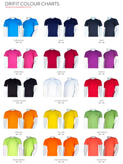 interlock dri fit round neck