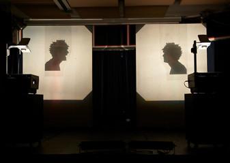 Der Junge mit dem längsten Schatten_Foto
