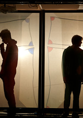 Der Junge mit dem längsten Schatten_ Fot