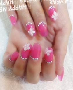 水 晶 指 甲<br>Crystal Nail