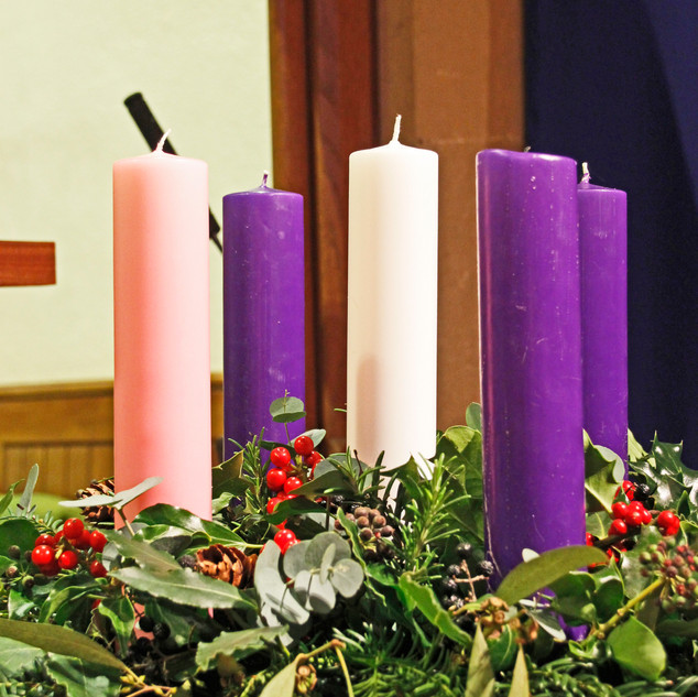 22 Advent Candles.JPG