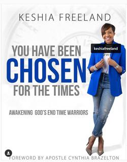 Author Keshia Freeland