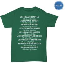 Names of God Tee