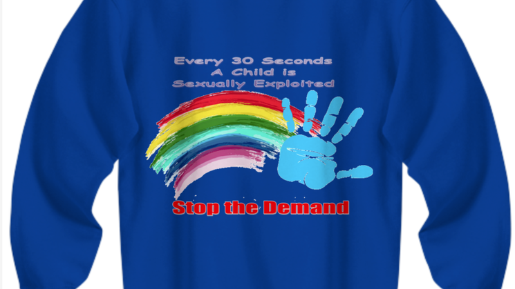 Stop the Demand Sweatshirt