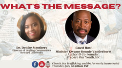 What's the Message Podcast