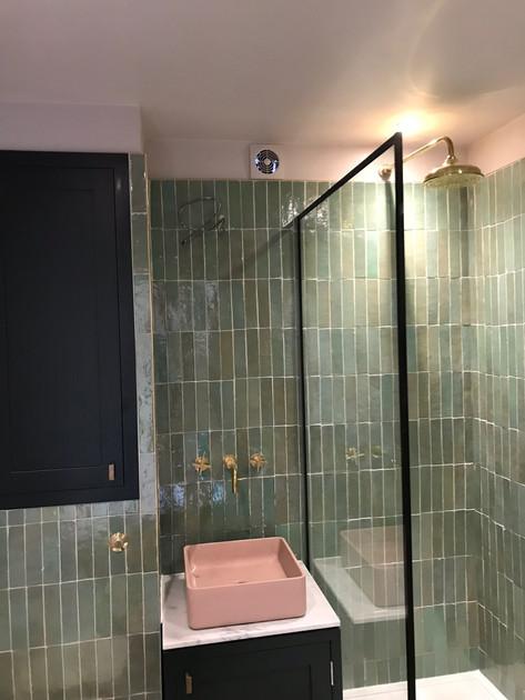 Shower Room, South East London