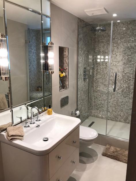 Designer Shower Room, Central London