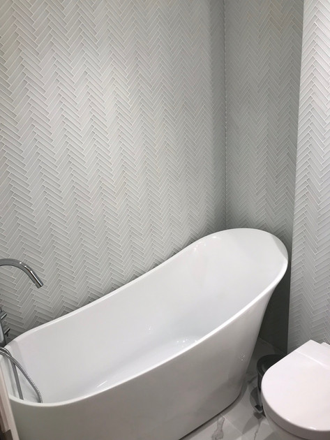 Luxury Ensuite Bathroom, Central London