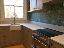 Kitchen remodelling, Hackney