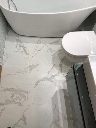 Luxury Ensuite Bathroom, Central London