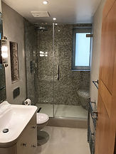 Luxury shower room Central London